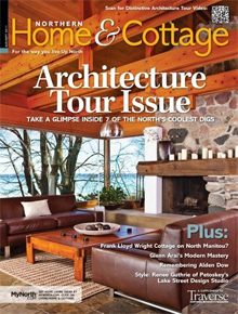 Traverse Magazine Northern Home & Cottage